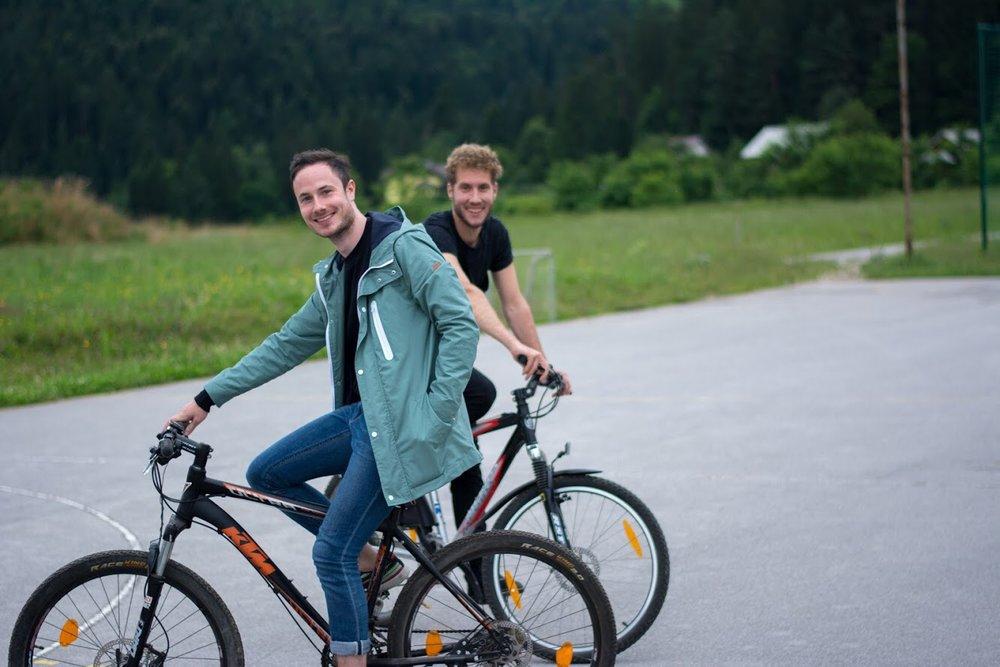 ถ้าเราปั่นจักรยานเป็นไฟฟ้าให้ชุมชนได้…คุณจะทำไหม?