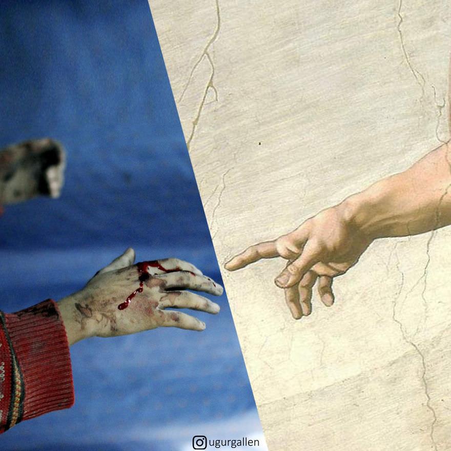 ภาพถ่ายสงครามและสันติภาพ คู่ตรงข้ามที่แสนสวยงามและสุดเจ็บปวด