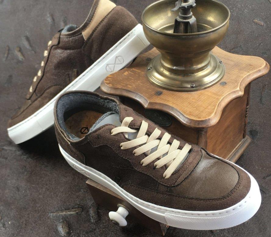 nat-2 รองเท้าสุดเท่จากกากกาแฟ ใส่ใจการผลิต เป็นมิตรกับสิ่งแวดล้อม