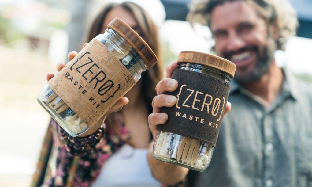 Zero Waste Kit ขวดโหลอเนกประสงค์ขนาดพกพา ช่วยลดปัญหาขยะในชีวิตประจำวัน