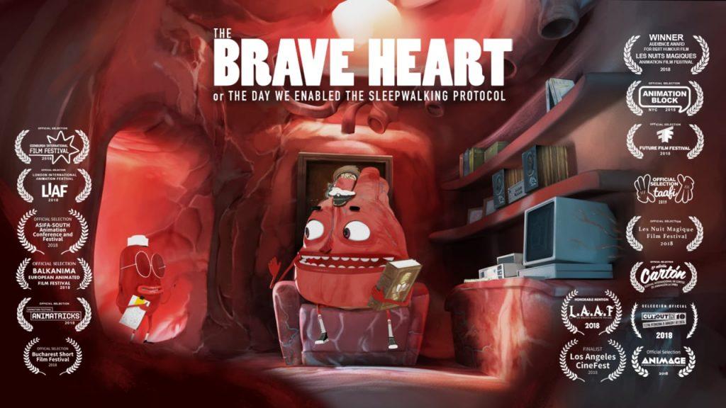 The Brave Heart: คิดก่อนกินจะได้ไหม หัวใจขอร้อง