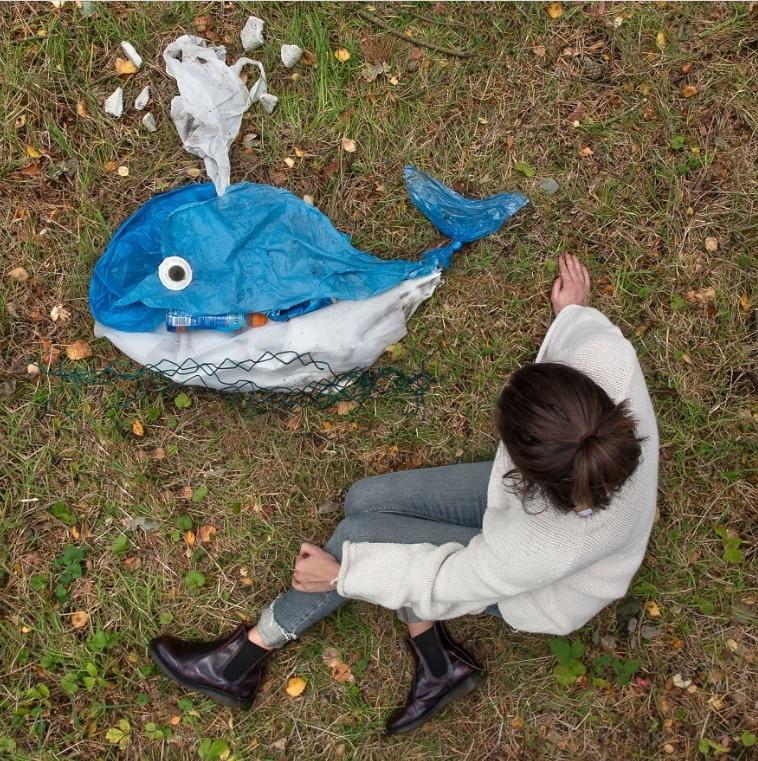 #ProjectLitterCritter ชวนแชร์ภาพอาร์ตขยะ คืนความสะอาดให้กับโลก