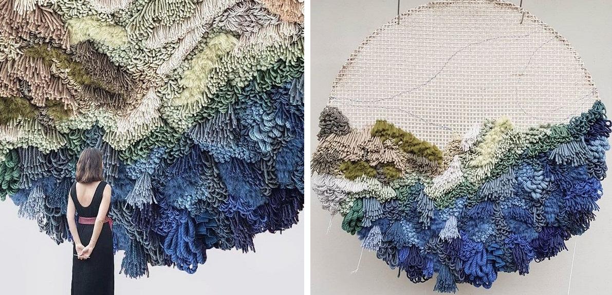 ปะการังจากเศษผ้า แฟชั่นมาเร็วไปไว แต่ธรรมชาติอาจจากไปตลอดกาล