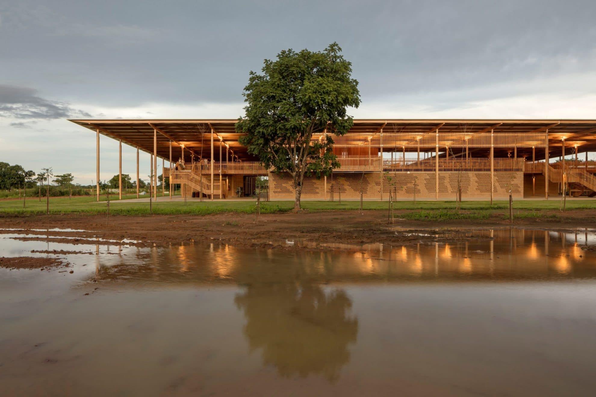 Children Village กำเนิดใหม่ของสถาปัตยกรรมพื้นถิ่นดินแดนบราซิล