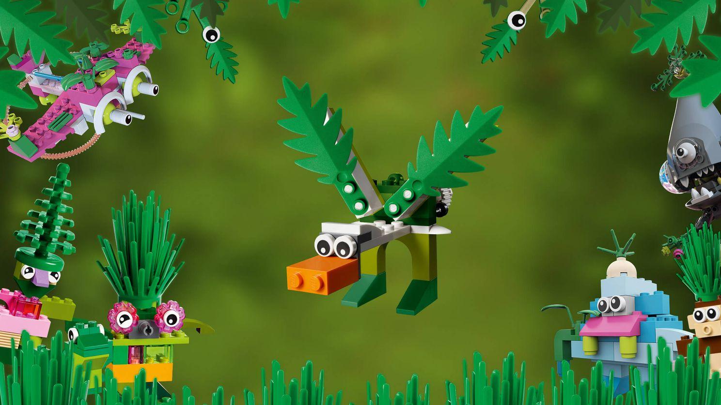 Lego Plants ก้าวใหม่ของเลโก้กับคอลเล็กชั่นวัสดุไบโอพลาสติกจากต้นอ้อย
