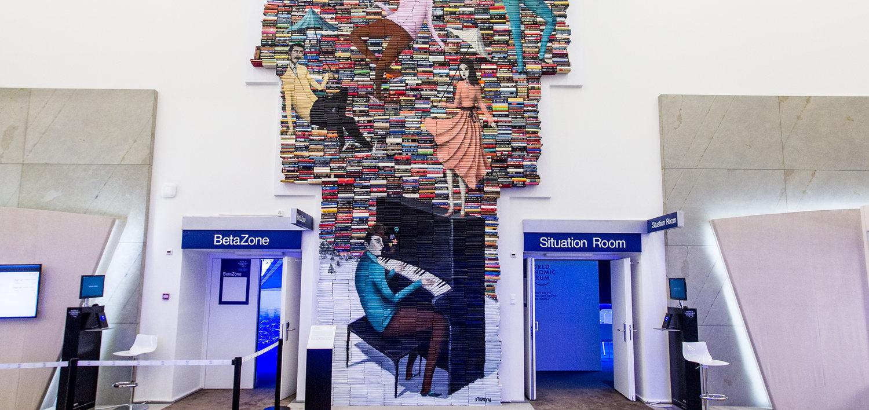 หนังสือ ศิลปะ วัฒนธรรม สะท้อนกันและกันตลอดมา น่าเสียดายหากมันจะหายสิ้น