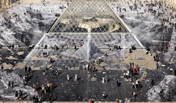 The Secret of Great Pyramid มองเมืองในมุมใหม่ มองลูฟวร์ให้ลึกลงไปในใจ