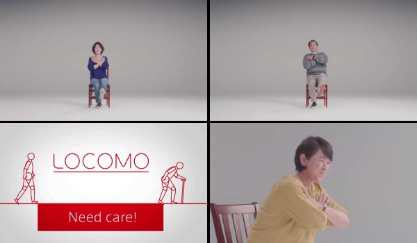 ท้าให้นั่งแล้วลุกด้วยขาข้างเดียว ไม่ก็เตรียมรับมือโรค Locomotive Syndrome!