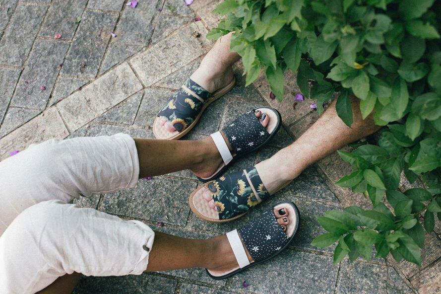 'Insecta' รองเท้า Vegan แนววินเทจ ดีไซน์เก๋ผลิตจากวัสดุรีไซเคิล