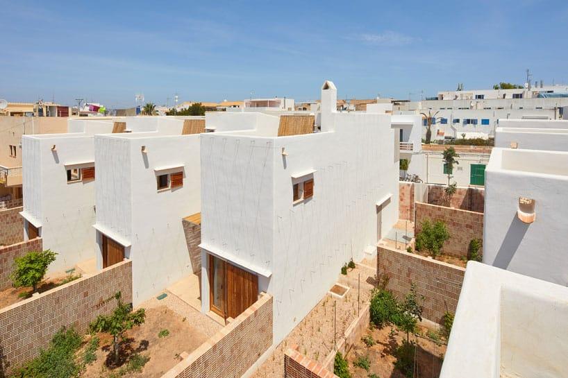 ที่พักอาศัยในสเปนใช้วัสดุท้องถิ่น ต้นทุนต่ำ พิสูจน์ให้เห็น 'ถูกและดี' ยังมีอยู่จริง