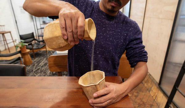 'HyO-Cup' แก้วกาแฟจากน้ำเต้า ไอเดียใหม่ที่จะช่วยลดขยะแก้วพลาสติก