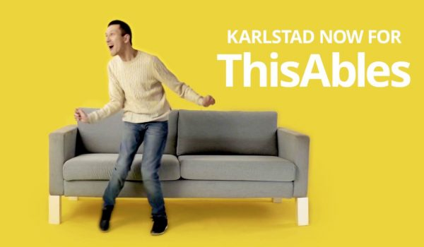 ThisAbles อุปกรณ์เสริมเฟอร์นิเจอร์จาก IKEA เพื่อคนพิการใช้ชีวิตได้สะดวกขึ้น