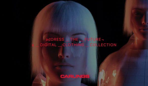 adDRESS The Future ห้องเสื้อดิจิทัลแรกของโลก อนาคตใหม่ของสายแฟชั่น