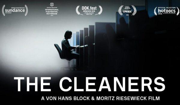 The Cleaners: นักดักจับข้อมูลขยะในโลกออนไลน์ เพื่อสมดุลของเสรีภาพและความรุนแรง