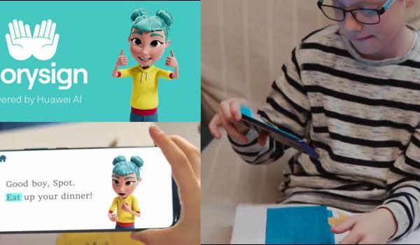 StorySign แอพฯ เปลี่ยนตัวหนังสือเป็นภาษามือ ช่วยเด็กหูหนวกเรียนรู้การอ่านเท่าเทียมเด็กปกติ