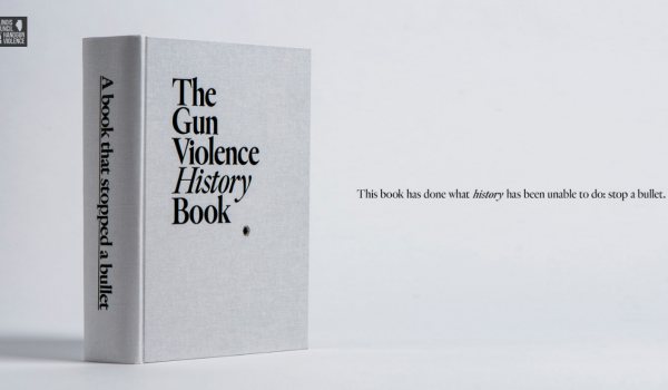 ความรุนแรงจากปืน 228 ปีในอเมริกาไม่เคยจบลง แต่หนังสือเล่มนี้จะหยุดทุกอย่าง