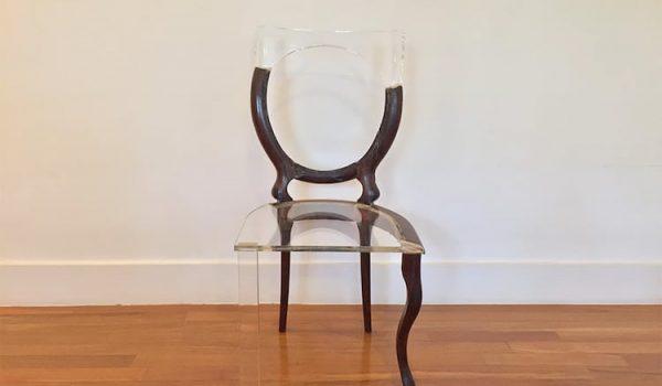 My New Old Chair เก้าอี้เก่าเล่าใหม่...สวยเก๋ด้วยอะคลิลิกใส