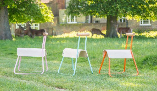 Saddle Seat เก้าอี้รูปทรงอานม้า ช่วยจัดสรีระการนั่งของเด็กให้เหมาะสม สมดุล สร้างสมาธิ