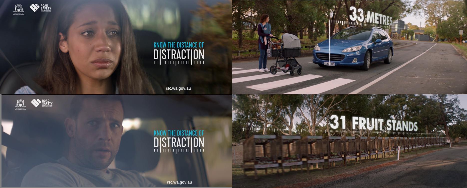 ขับรถต้องรู้จัก 'ระยะอันตราย' แค่ละสายตาจากถนนสองวิ อุบัติเหตุก็เกิดขึ้นได้ทันที!