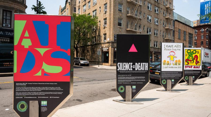 Visual Impact: On Art, AIDS, and Activism ศิลปะรณรงค์ให้ความรู้เรื่องเอดส์และความเข้าใจในเพื่อนมนุษย์