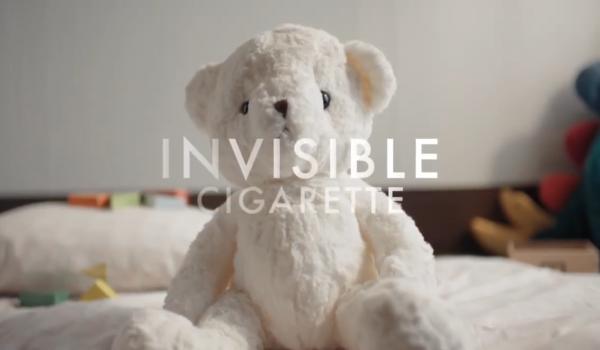 Invisible Cigarette ภัยมืดของบุหรี่มือสามที่มองไม่เห็นและอาจคร่าชีวิตลูกน้อย