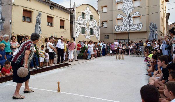 จิตรกรรมฝาผนังในเมืองเล็กๆ ของสเปนช่วยรื้อฟื้นประวัติศาสตร์ที่เลือนหายคืนสู่ชุมชน