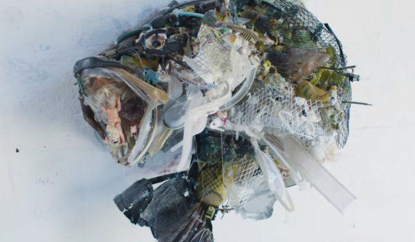ศิลปะจากเศษซากขยะ ความงดงามของธรรมชาติที่เต็มไปด้วยความปวดร้าวจากน้ำมือมนุษย์