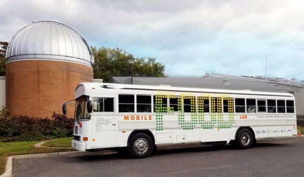 The Mobile Food Lab ห้องเรียนเคลื่อนที่สำหรับเด็กในอเมริกา เรียนสนุก เล่นจริง รู้จริง