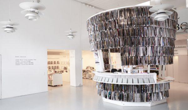 Paper Pavilion พาวิลเลียนจากกระดาษเหลือใช้ในโคเปนเฮเกน ลงทุนน้อย ใช้งานยาวๆ