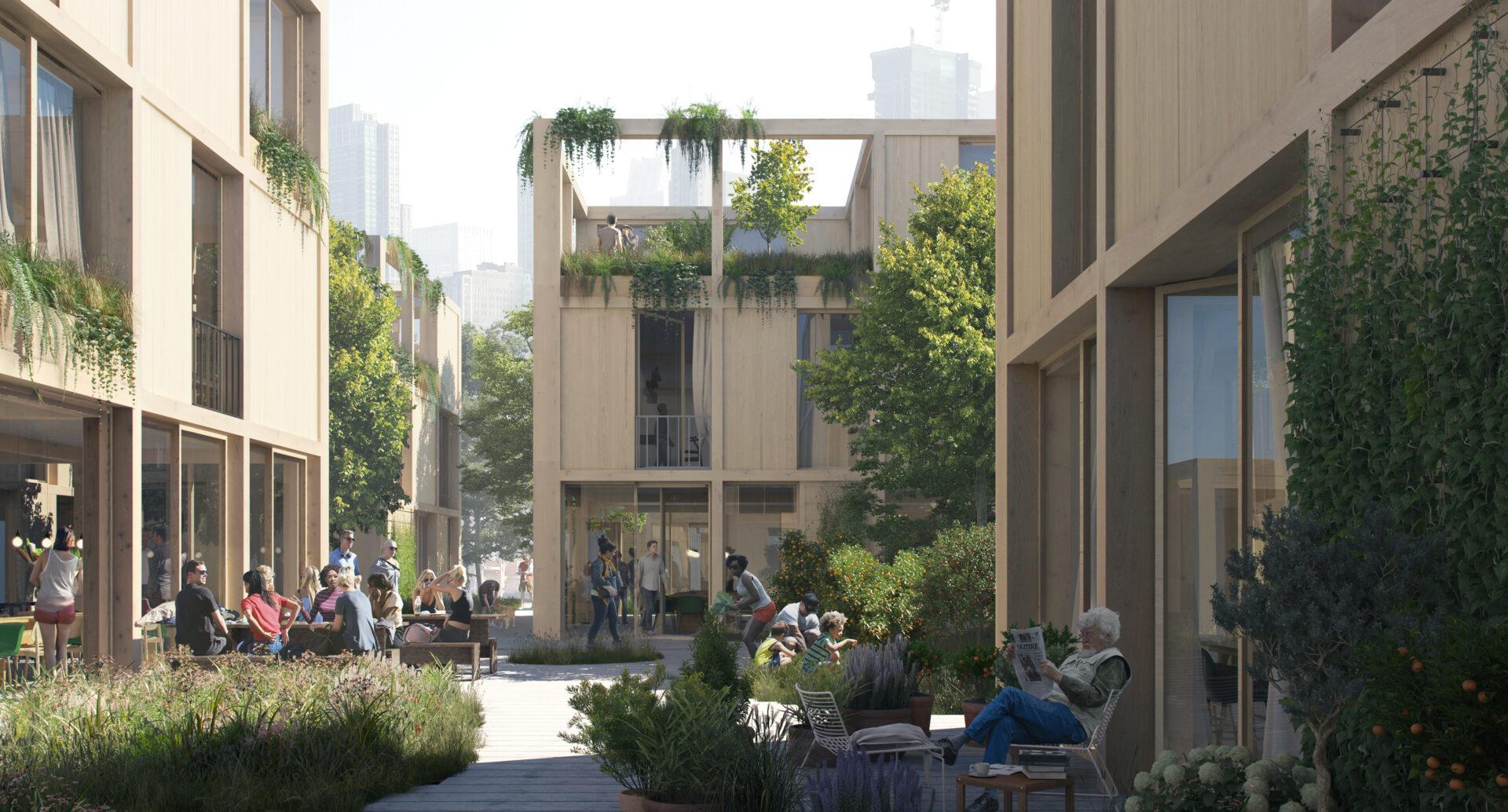 Urban Village Project ที่อยู่อาศัยมีชีวิต ใช้ทรัพยากรอย่างยั่งยืน คุ้มค่าราคาจ่าย