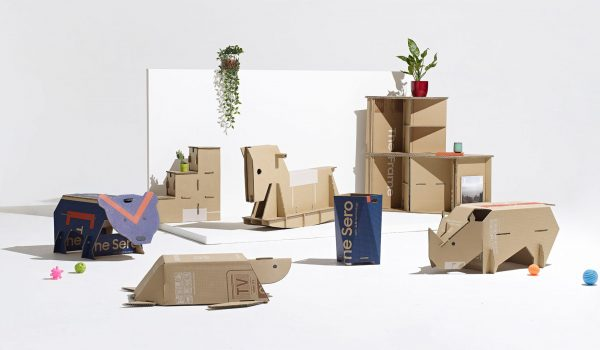 Samsung Out of The Box แคมเปญดีๆ ที่เปลี่ยน 'กล่องทีวี' ให้เป็น 'ของใช้ในบ้าน'
