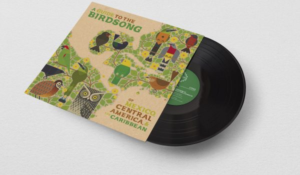 A Guide to the Birdsong of Mexico, Central America and the Caribbean ผลงานดนตรีอิเล็กทรอนิกส์ผสานเสียงนกใกล้สูญพันธุ์เพื่อการอนุรักษ์