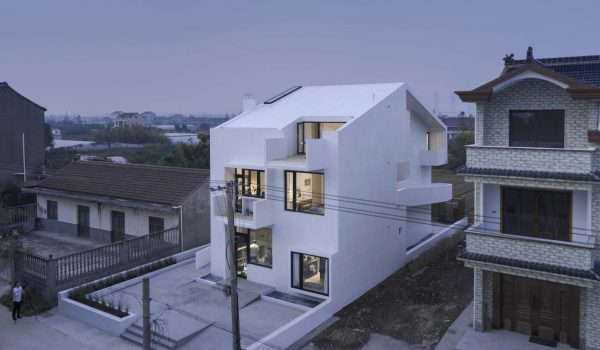 Song House บ้านประจำตระกูลของคนสามรุ่นเชื่อมสายใยจีนรุ่นเก่าเข้ากับรุ่นใหม่ได้อย่างงดงามลงตัว