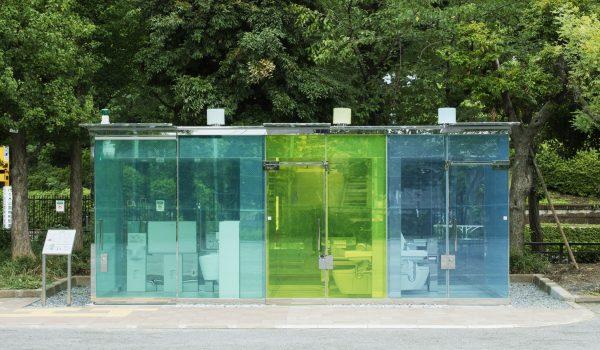 Haru-No-Ogawa Community Park Toilet เปลี่ยนวัสดุ เปลี่ยนการรับรู้ เปลี่ยนเมืองด้วยดีไซน์