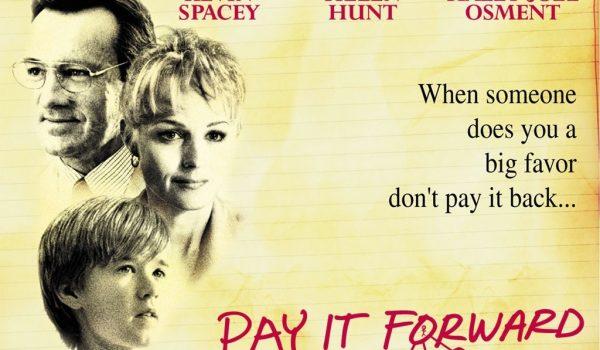Pay It Forward: การให้ไม่สิ้นสุด ลดบาดแผลให้สังคมด้วยความเอื้อเฟื้อที่ไม่หวังผลตอบแทน