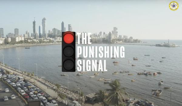 The Punishing Signal 'ยิ่งบีบแตร ยิ่งรอนาน' จราจรมุมไบดัดนิสัยนักบีบแตรด้วยวิธีสุดกวนแบบเกลือจิ้มเกลือ