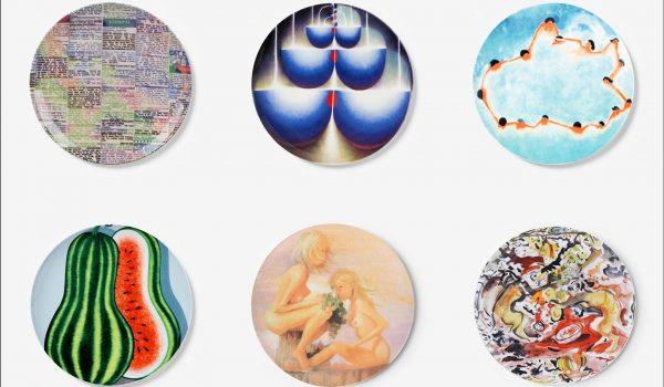 Artist Plate Project ชวน 50 ศิลปินดังสร้างสรรค์ศิลปะบนจานช่วยคนไร้บ้านให้มีอาหารอิ่มท้อง