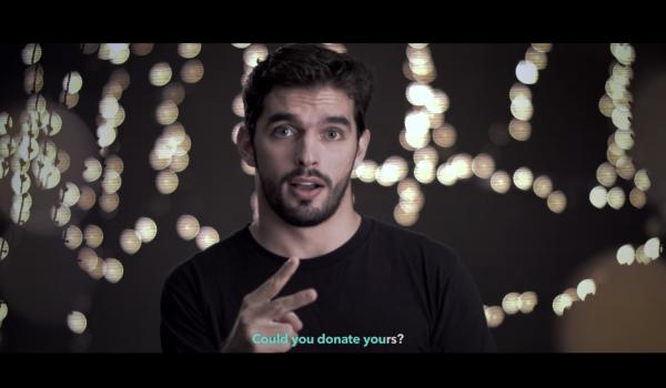แคมเปญ Donate Your Voice ชวนบริจาคเสียงในบราซิล ช่วยพูดแทนผู้พิการทางการได้ยิน