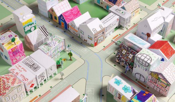 #architecturefromhome สร้างนักออกแบบตัวน้อยได้ที่บ้าน ด้วยกิจกรรมแสนสนุกจากบริษัทสถาปนิกระดับโลก