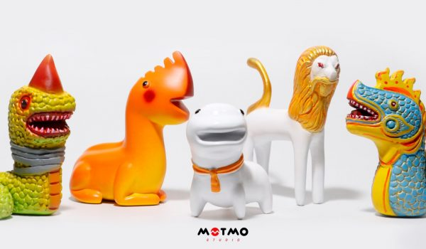 'หิมพานต์ มาร์ชเมลโล่' ผลงาน MOTMO Studio เล่าประวัติศาสตร์ผ่านของเล่นชวนคนรุ่นใหม่ใส่ใจศิลปะพื้นบ้าน